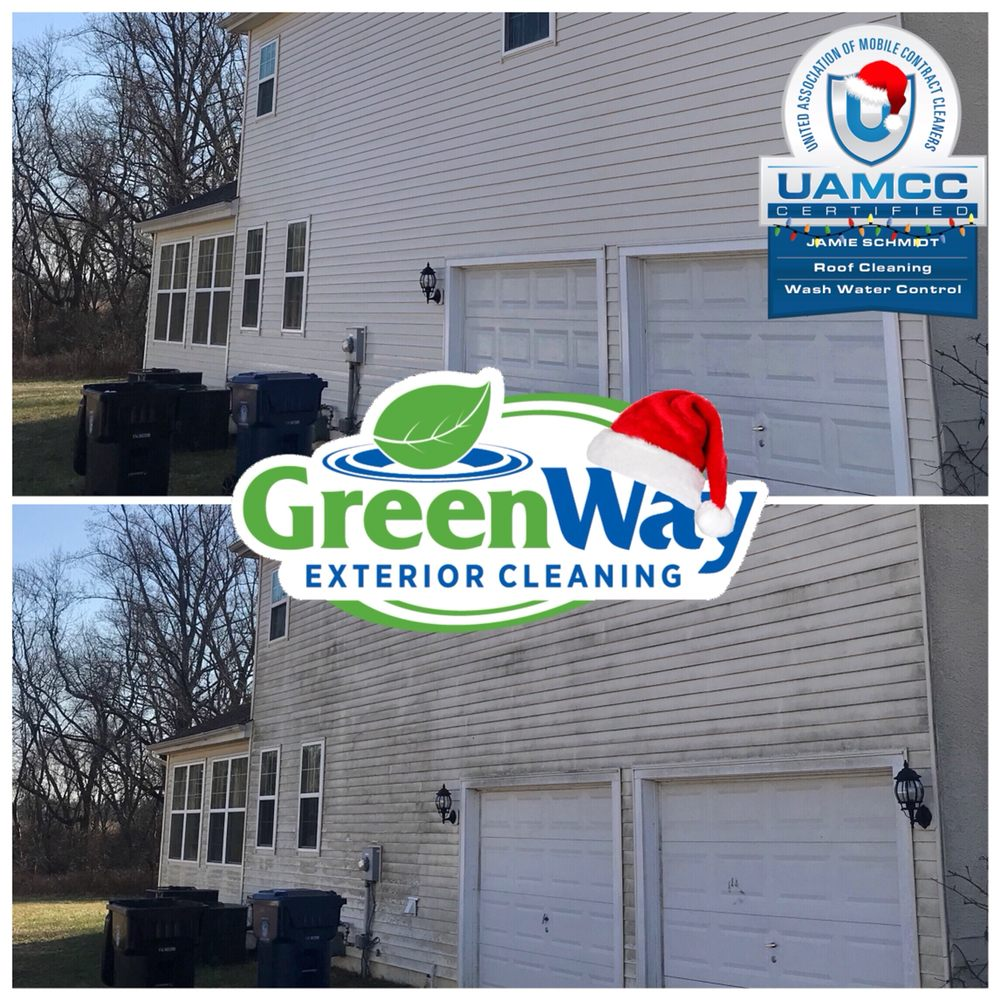 GreenWay Pressure Washing: 421 Hialeah Dr, Cherry Hill, NJ