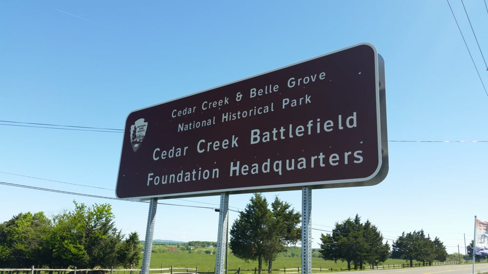 Cedar Creek Battlefield Foundation: 8437 Valley Pike, Middletown, VA