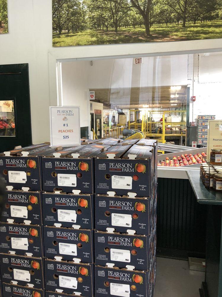 Food from Pearson Farm