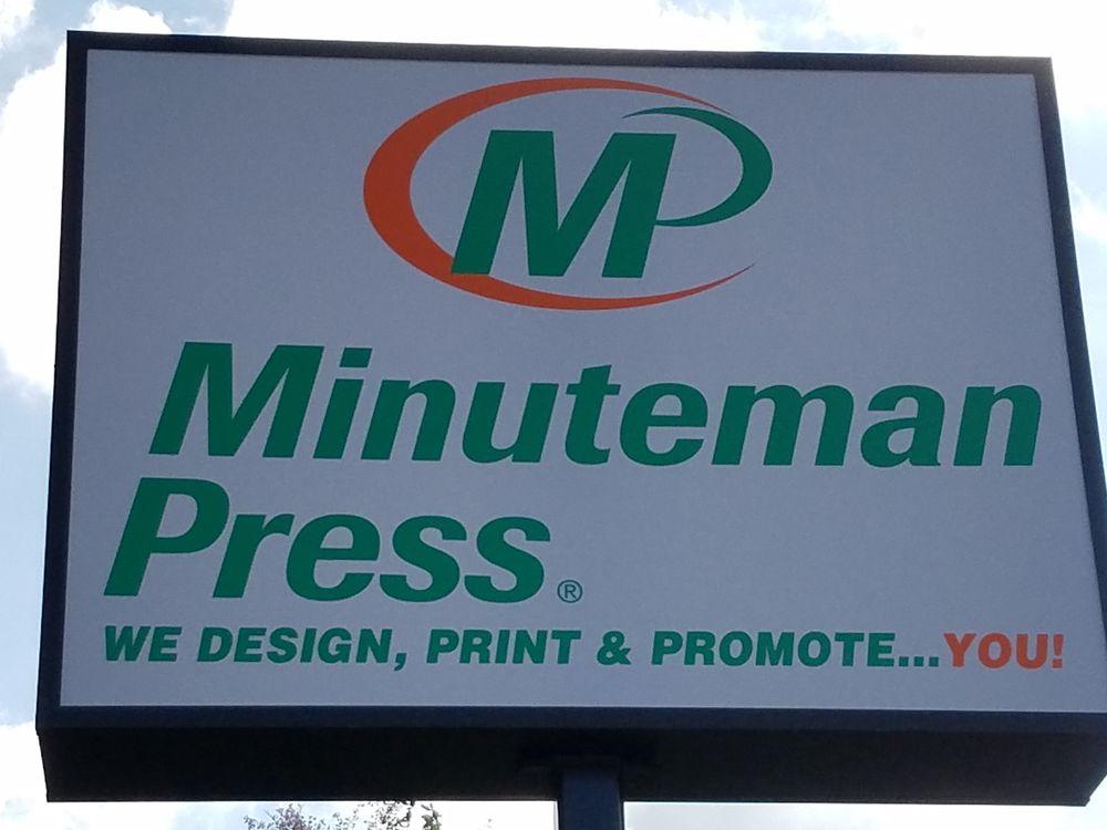 Minuteman Press Downtown- Jacksonville