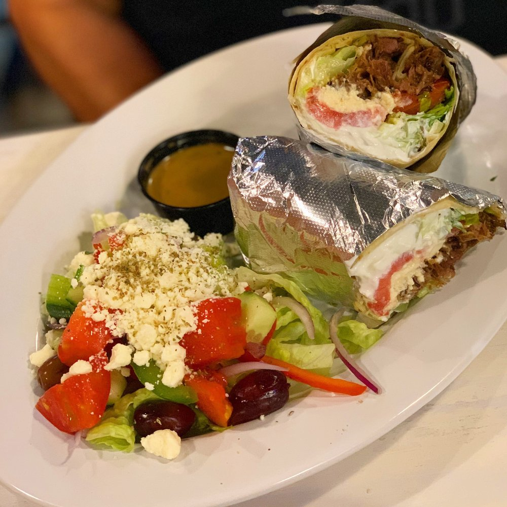 Yiayia's Greek Kitchen