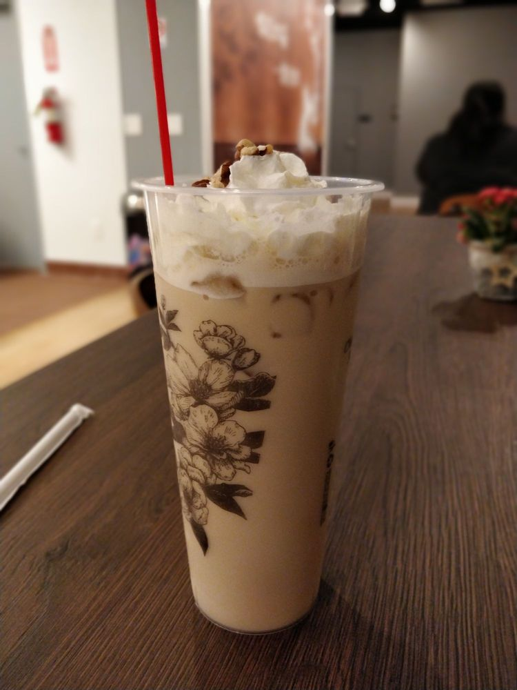 Tè fresco cinese