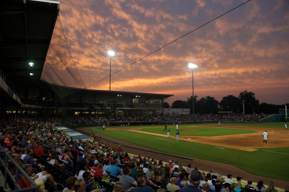Social Spots from Bowling Green Ballpark