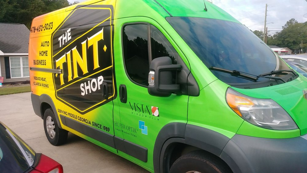 The Tint Shop: 1690 N Columbia St, Milledgeville, GA