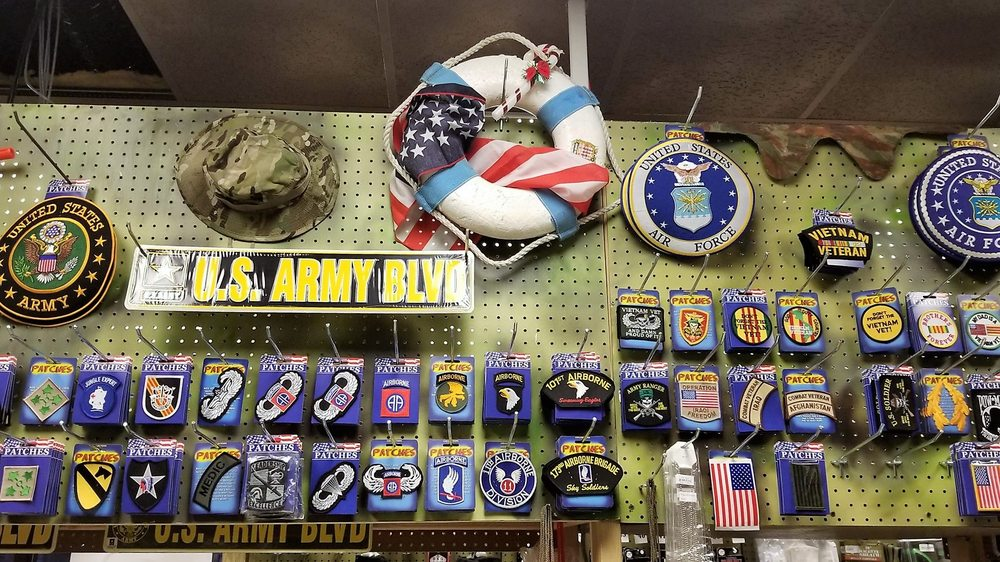 Cousins Army Navy And Survival Supply