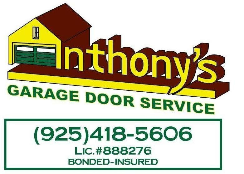 Anthony's Garage Door Service