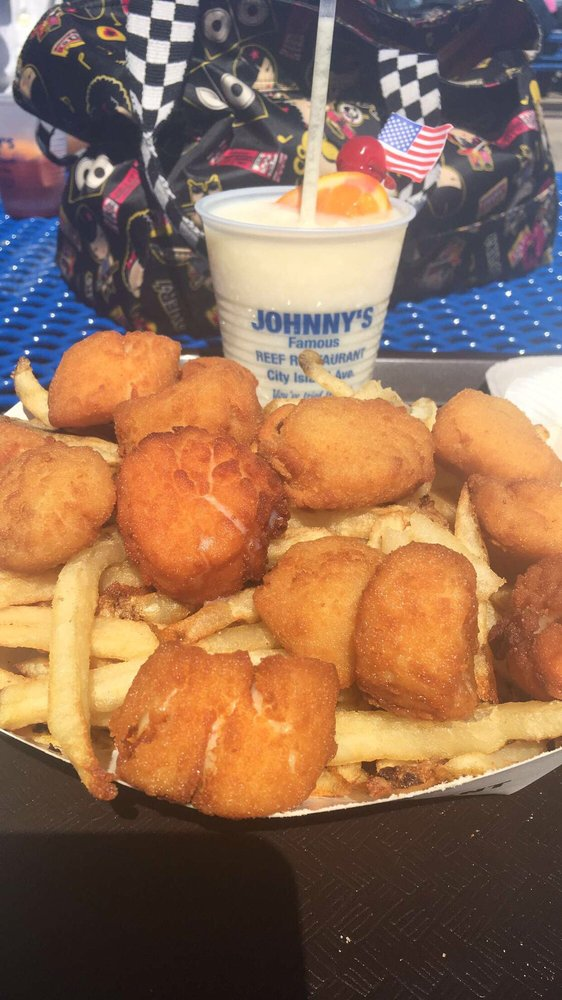 Johnny S Reef Restaurant