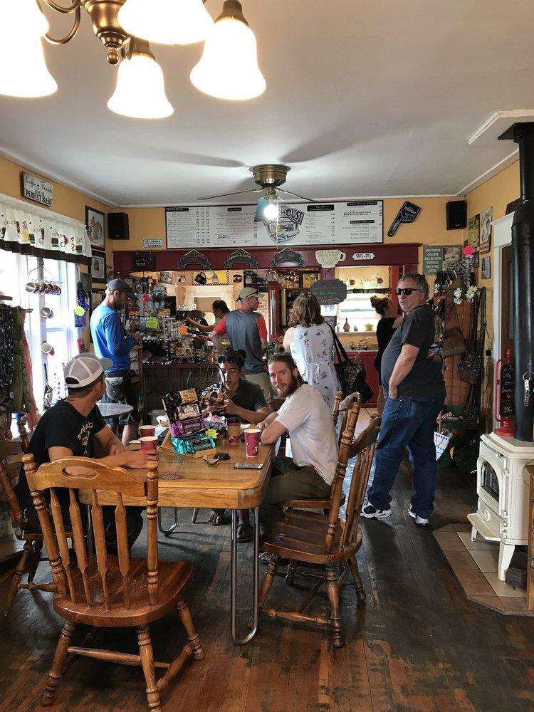 Rockhouse Coffee: 909 Main St, Jordan Valley, OR