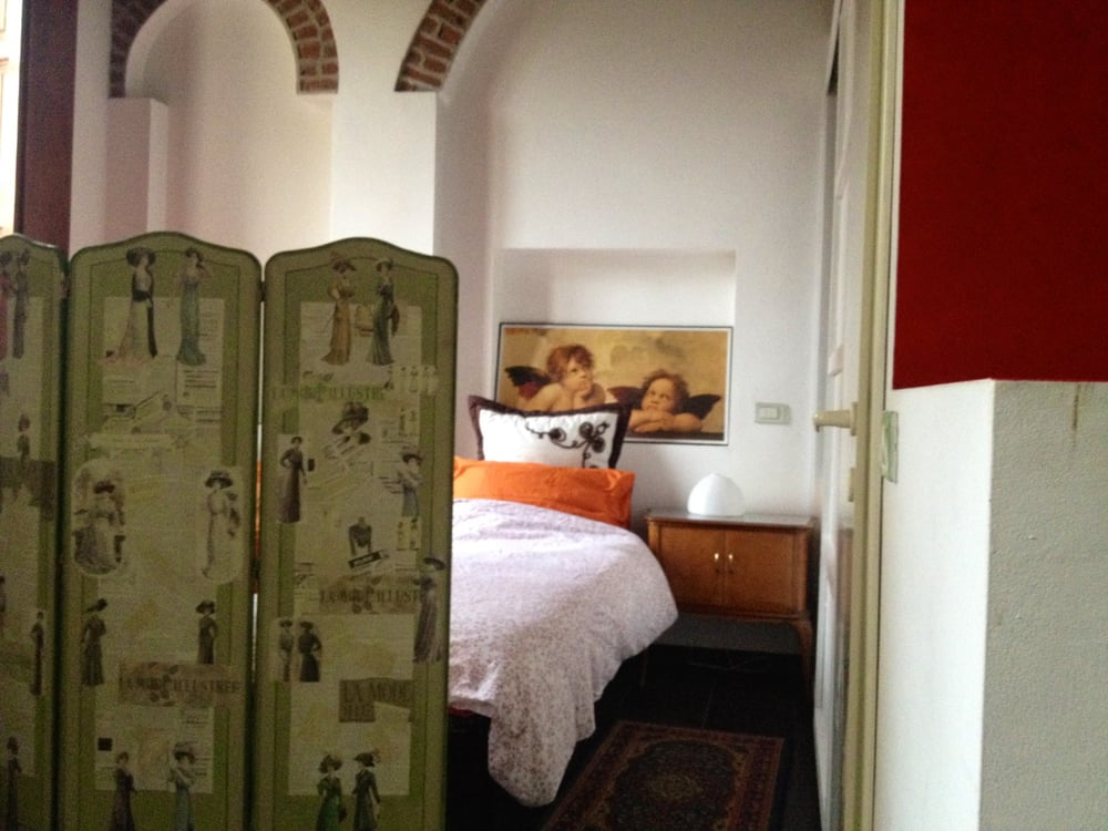 Lovelyloft bed breakfast via meda 43 porta romana - Bed and breakfast porta romana milano ...