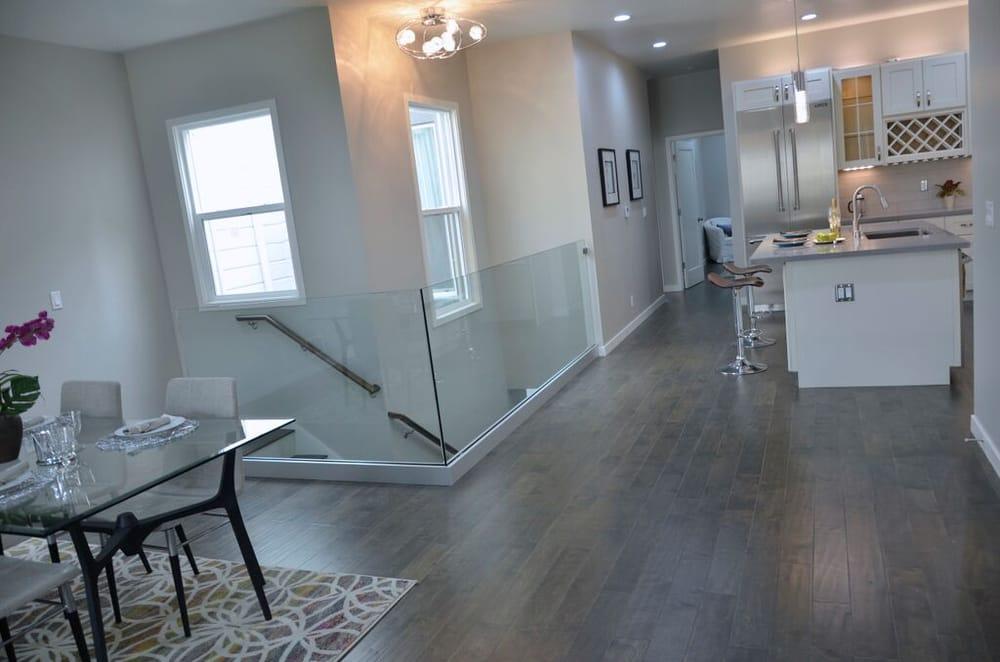 Photo Of Simple Floors Portland Or United States Grey Fox Engineered