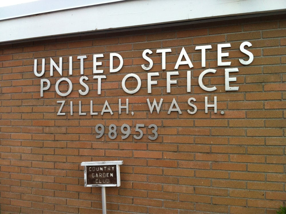 Us post office post offices 608 2nd ave zillah wa - United states post office phone number ...