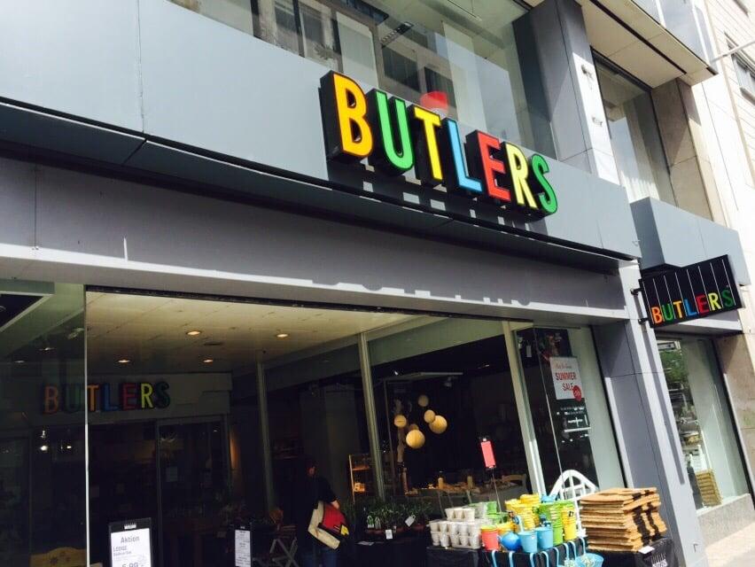 butlers tafelware geschirr biebergasse 6 8 10