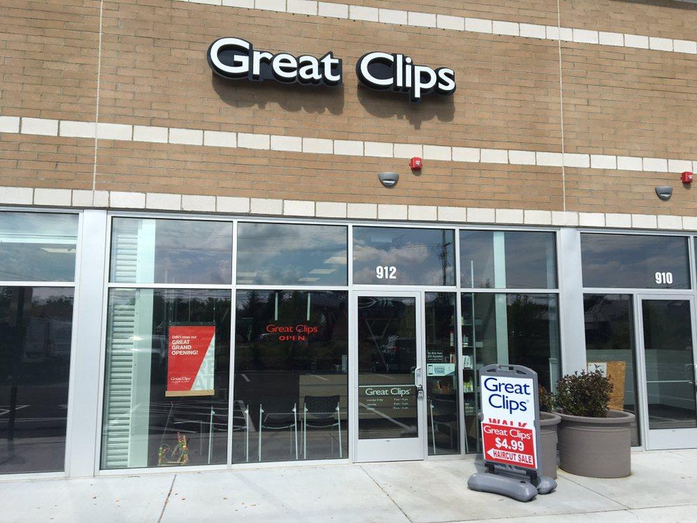 Great Clips: 912 S IL Rte 59, Bartlett, IL