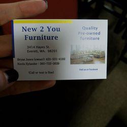 Photo Of New 2 You Furniture   Everett, WA, United States