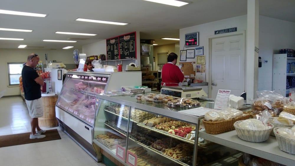 Food from Pitney Italian Market