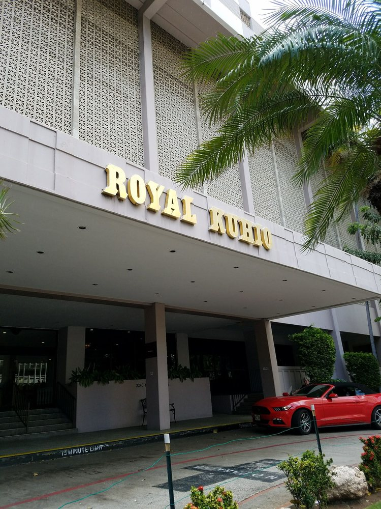 Royal kuhio in waikiki yelp for Kuhio motors service department