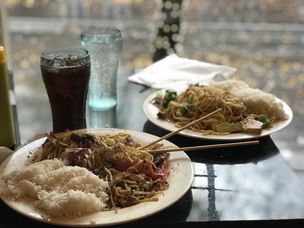 Portland Mongolian Grill & Hot Pot: 210 SW Yamhill St, Portland, OR