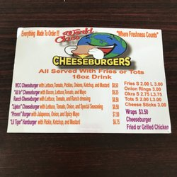 World Class Cheeseburgers - 12 Photos - Burgers - 15951 Wells Hwy