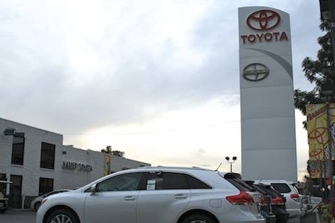 Wonderful Photo Of Hamer Toyota   Mission Hills, CA, United States. Welcome To Hamer