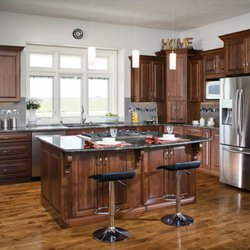 Photo Of Cabinet Factory Outlet Plus   Omaha, NE, United States. Cherry  Kitchen