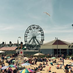 Photo Of Old Orchard Beach Me United States