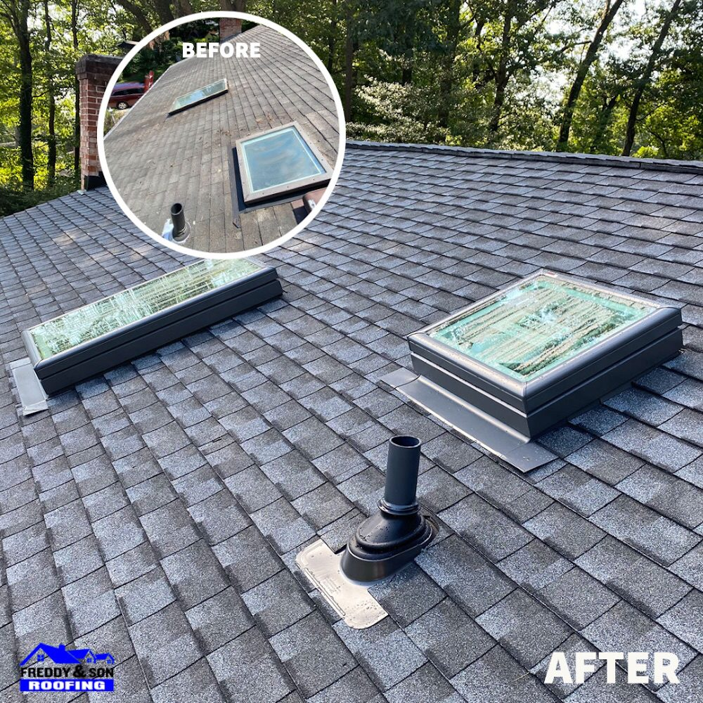 Freddy and Son Roofing: 9420 Forestwood Ln, Manassas, VA