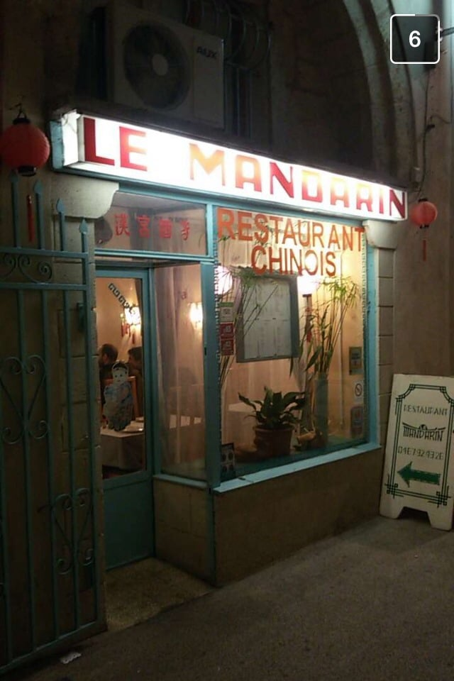 le mandarin 20 avis chinois 5 rue de l 39 ancienne poste montpellier france restaurant. Black Bedroom Furniture Sets. Home Design Ideas