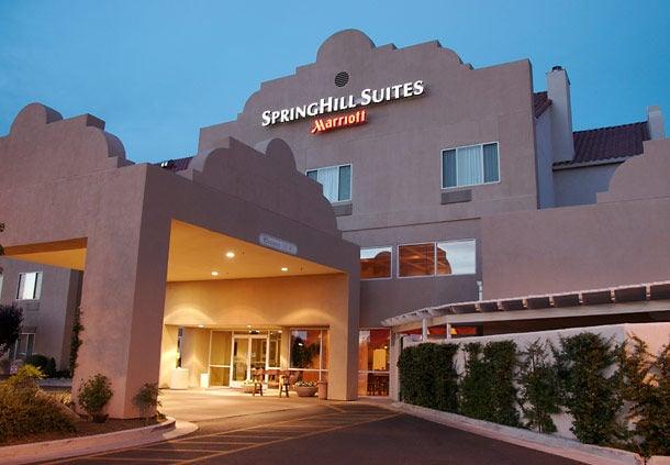 SpringHill Suites By Marriott Prescott: 200 E Sheldon St, Prescott, AZ