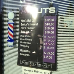 H&b Photo h&b cuts - barbers - 15360-15390 24 avenue, surrey, bc - last