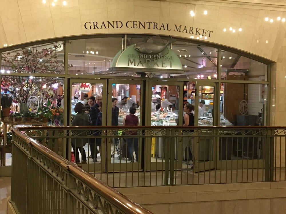Grand Central Marketing: 111 E 12th St, New York, NY