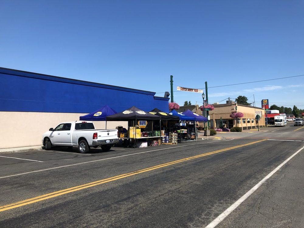 Sunset Auto Parts - Castle Rock: 105 Huntington Ave S, Castle Rock, WA
