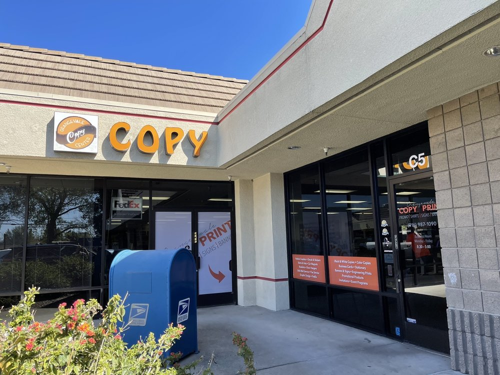 Orangevale Copy Center