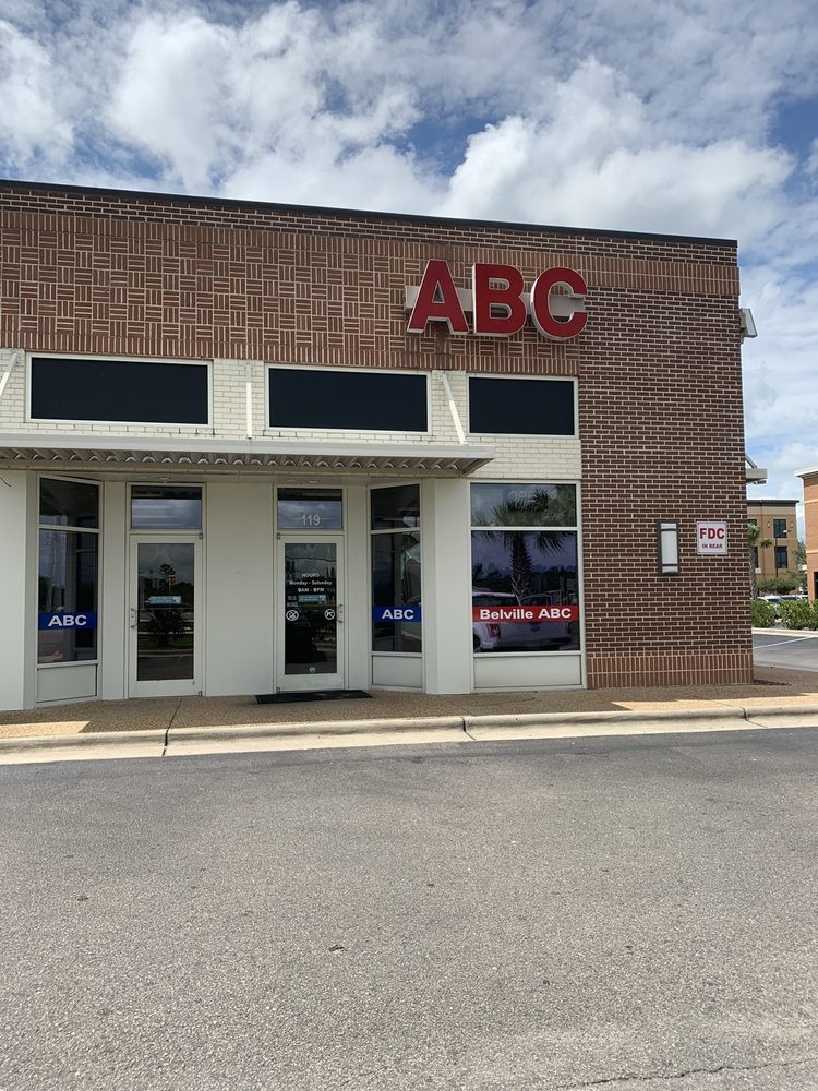 Belville ABC Store: 477 Olde Waterford Way, Leland, NC
