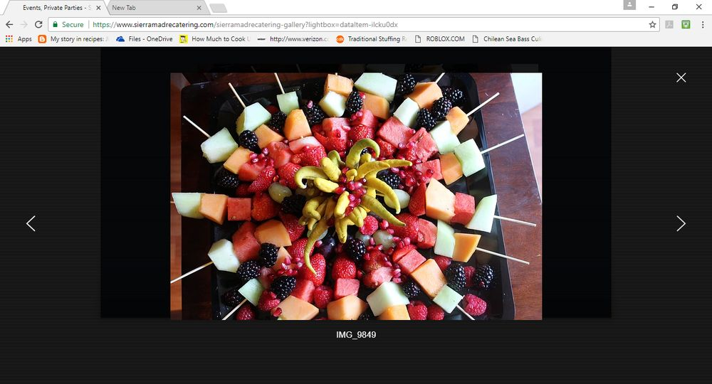 Sierra Madre Catering - (New) 13 Photos & 11 Reviews