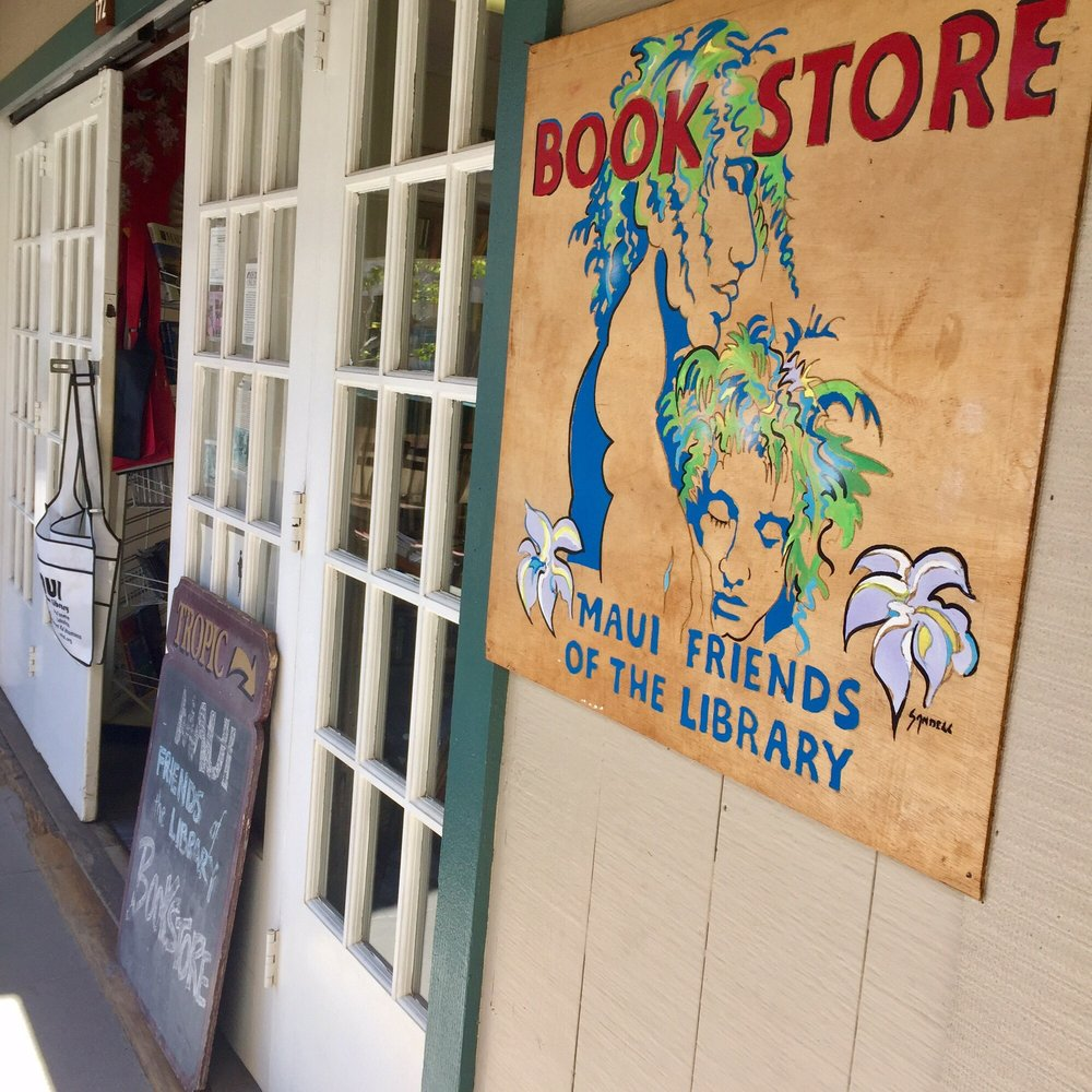 Maui Friends of the Library: 900 Front St, Lahaina, HI