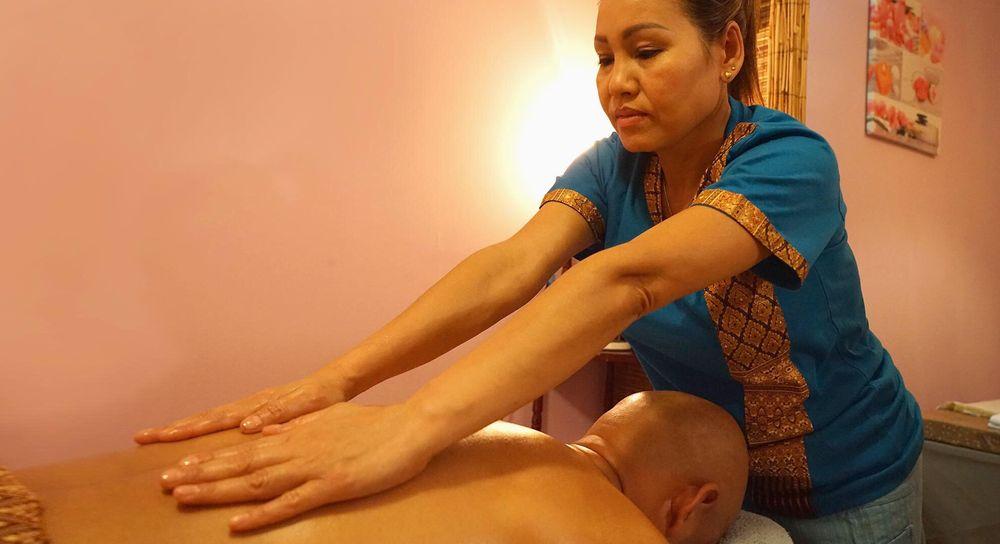Thai massage celle