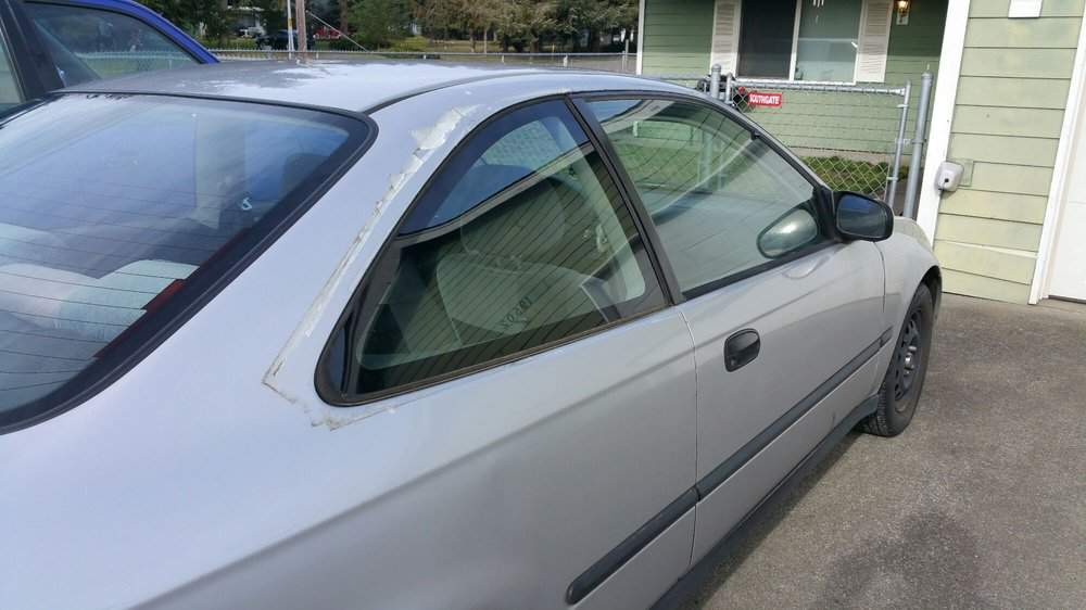 Hub City Auto Glass: 539 N Tower Ave, Centralia, WA