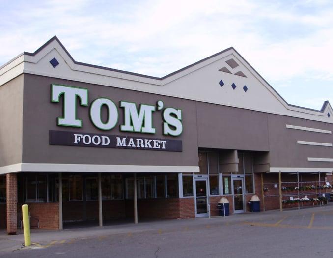 Tom's Food Markets - East Bay