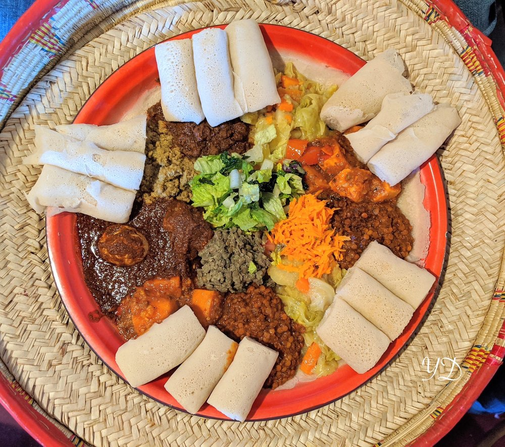 Ras Kassa's Ethiopian Restaurant: 802 S Public Rd, Lafayette, CO