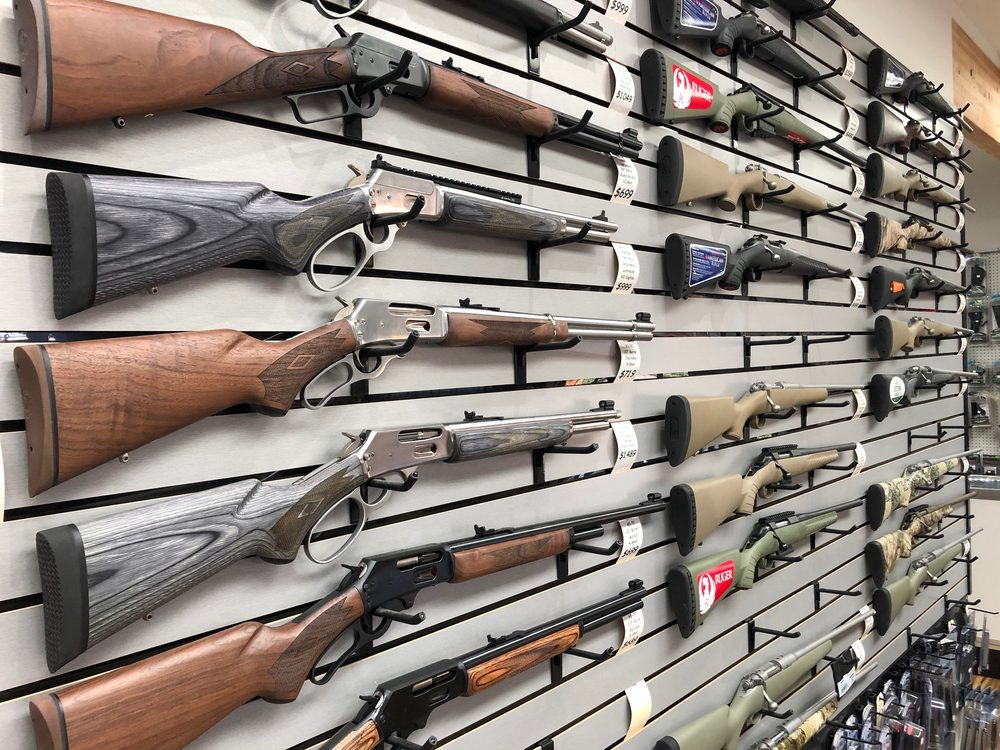 East County Guns: 2636 North Government Way, Coeur d'Alene, ID