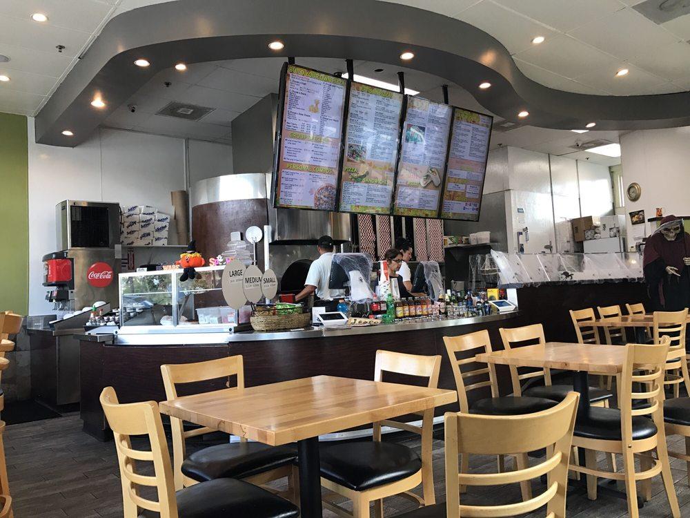 Bella Pizza Long Beach Menu