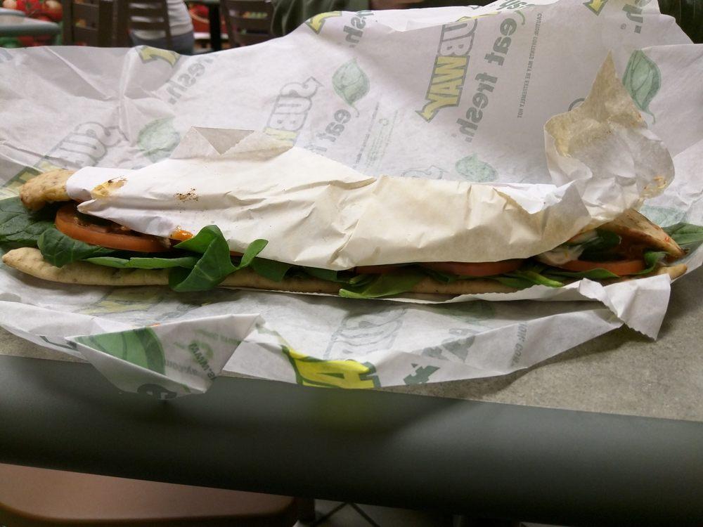 Subway: 308 N Andover Rd, Andover, KS