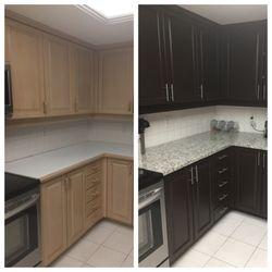 Photo Of Au0026E Refinishing   Orlando, FL, United States. Before And After
