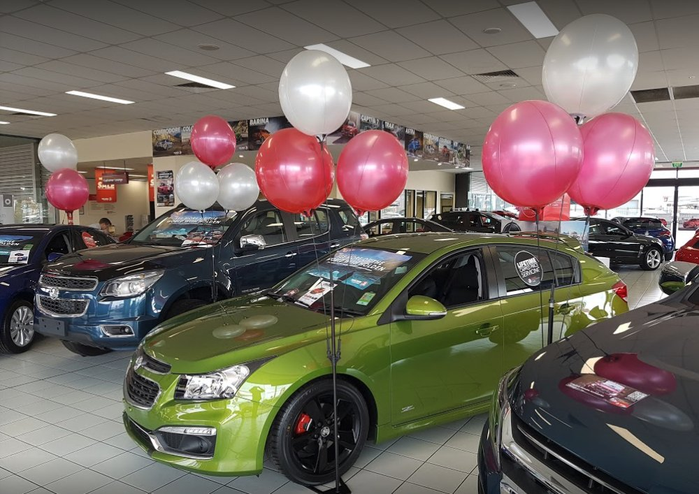 Mantello Holden Car Dealers 215 Somerton Rd Roxburgh