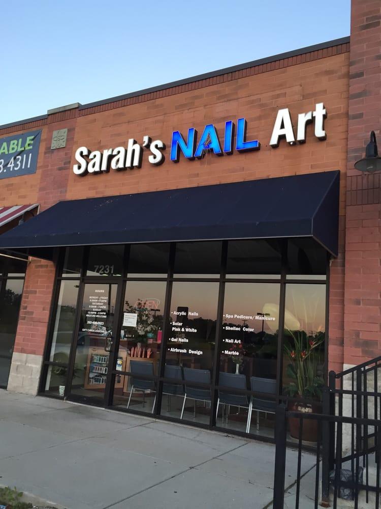 Sarah\'s Nail Salon Gift Card - Fort Wayne, IN | Giftly