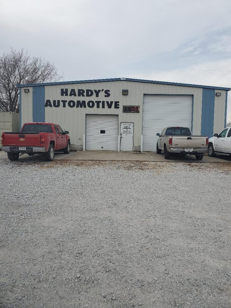 Hardy's Automotive: 2110 S 15th St, Plattsmouth, NE