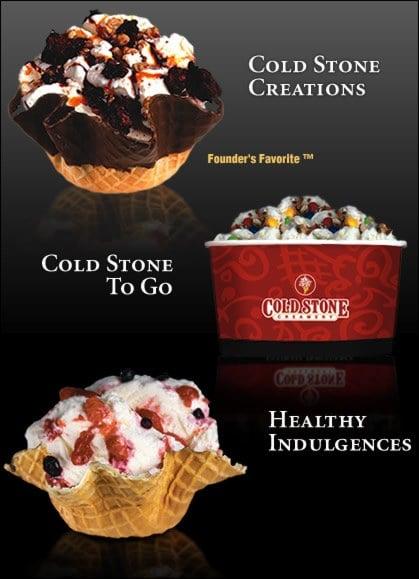 Cold Stone Creamery: 17304 Davenport St, Omaha, NE