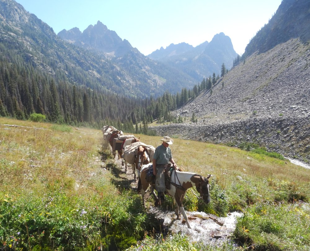 Sawtooth Wilderness Outfitters: Garden Valley, ID