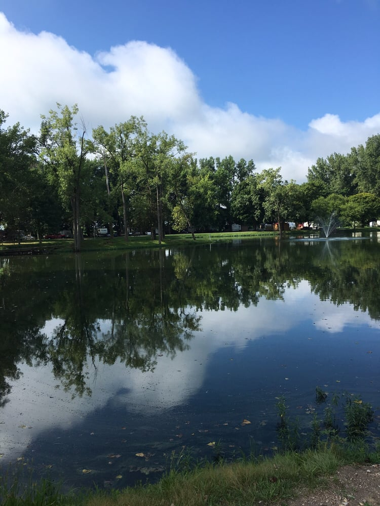 Broadview Lake Campground: 4850 S Broadview Rd, Colfax, IN