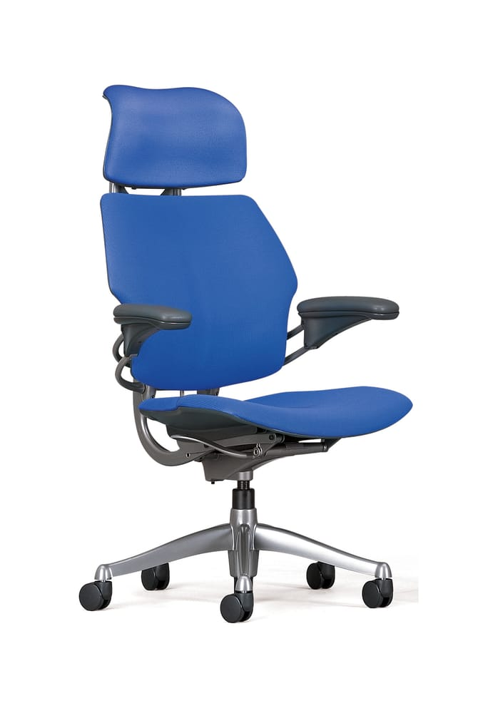 Humanscale Freedom with Headrest - Yelp